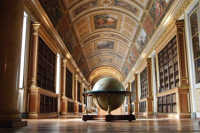 Palace of Fontainebleau - Private Trip