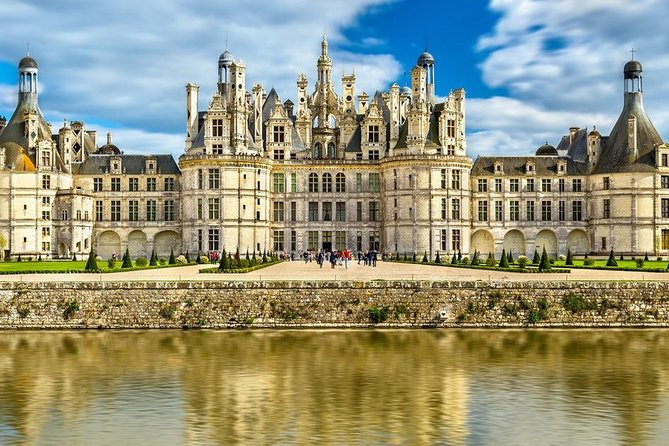 Palace Of Chambord - Private Trip