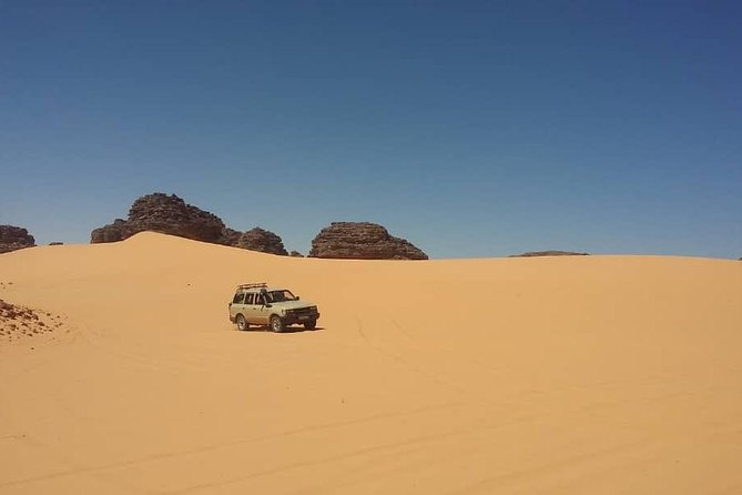 Adventure in the beautiful Djanet