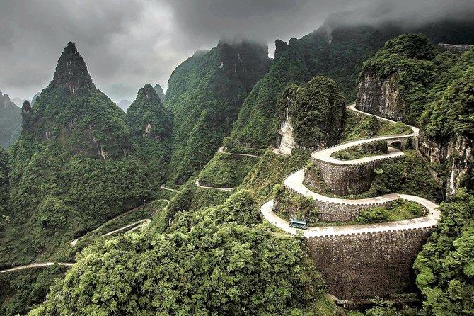 2 Day Best Of Zhangjiajie-Avatar World &Tianmen Mountain Tour
