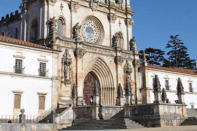 One Way Lisbon to Porto, through Obidos, Nazare, Alcobaca and Aveiro