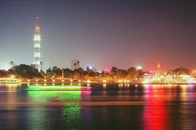 Entdecken Sie Kairo: Kairo bei Nacht beginnt mit einer Felucca-Fahrt