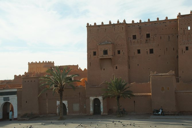 3 days from Marrakech to the southeast of Morocco, caravan route and 1000 Kasbahs