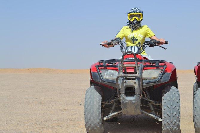 Quad, Spinning Car & Oriental Show (Family Safari) - Hurghada