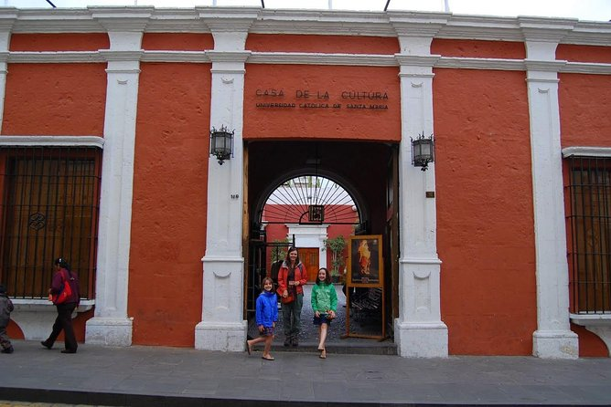 Museo Santuarios Andinos Arequipa Admission Ticket photo 1
