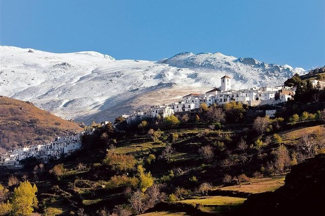 Excursão do dia inteiro de Las Alpujarras saindo de Granada