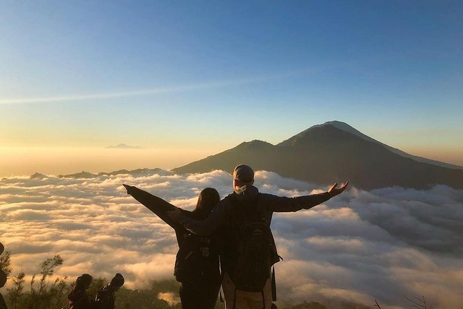 Mount Batur SunriseTrekking ✓ Breakfast on top