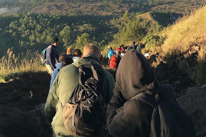 Mount Batur SunriseTrekking ✓ Breakfast on top