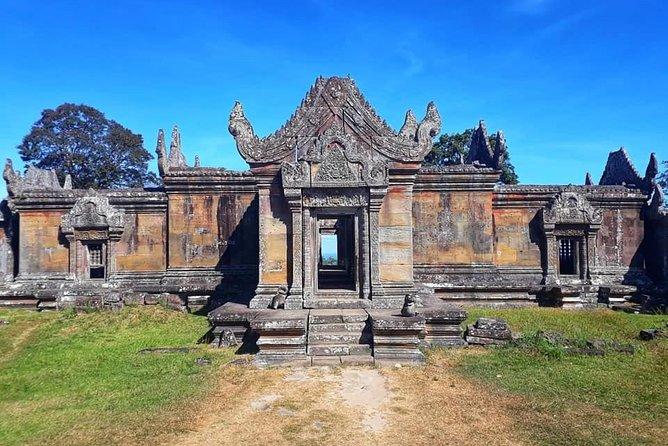 Preah Vihear temple -Koh Ker temple -Beng Mealea temple Full-day private tour