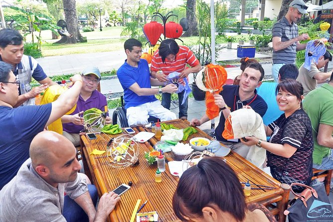Lantern Making Class And Farmer Experience - Hoi An Half Day Private Tour