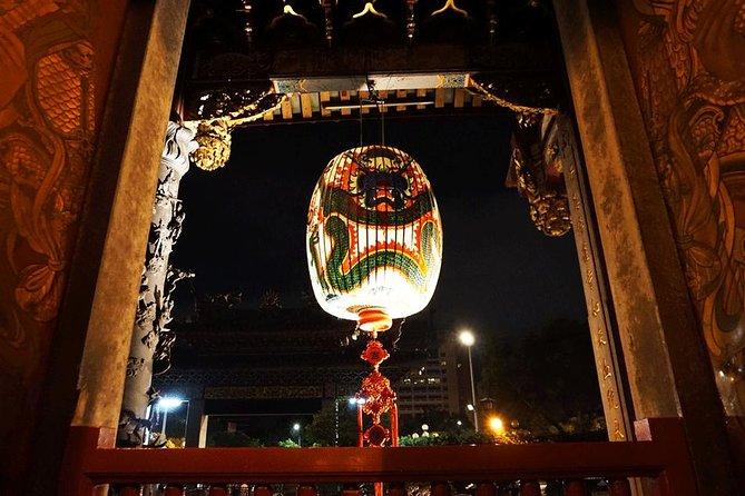 Taipei Walking Tour- Longshan Temple PLUS