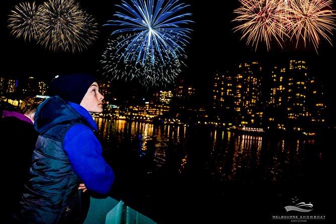 Australia Day Fireworks and Sunset Cruise