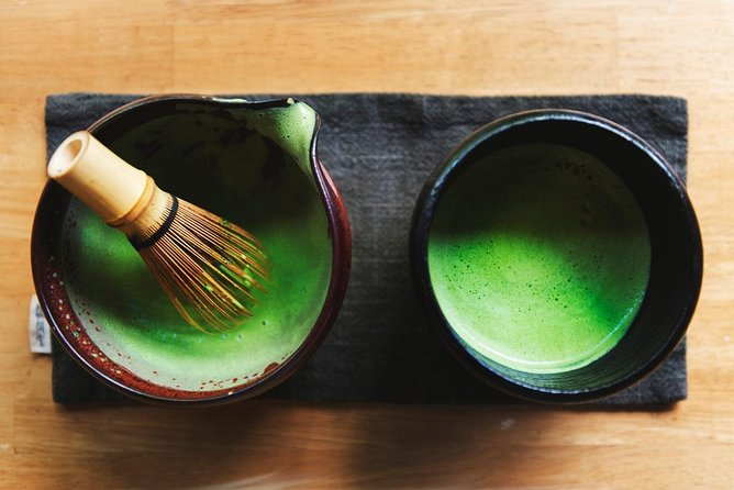 Traditional Japanese culture in Osaka - Tea Ceremony