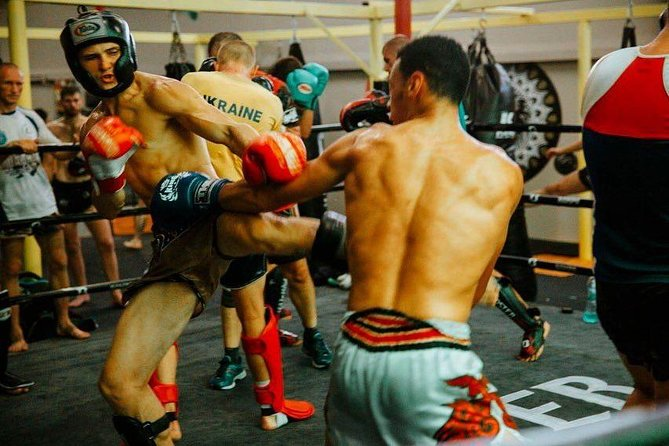 Private Training Muay Thai