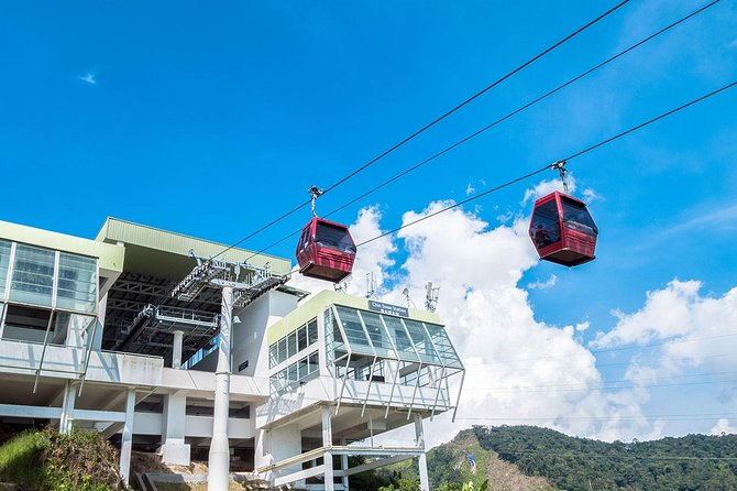 Genting Highland Tour include 2-way Cable Car Ride