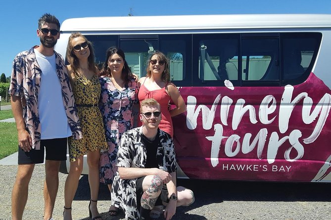Hastings Half Day Regional Wine Tasting Tour