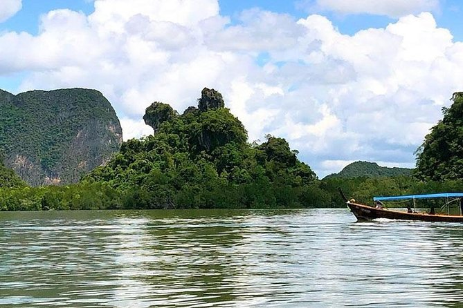 James Bond Island Sightseeing(No Canoeing) Tour by Speedboat from Krabi photo 2
