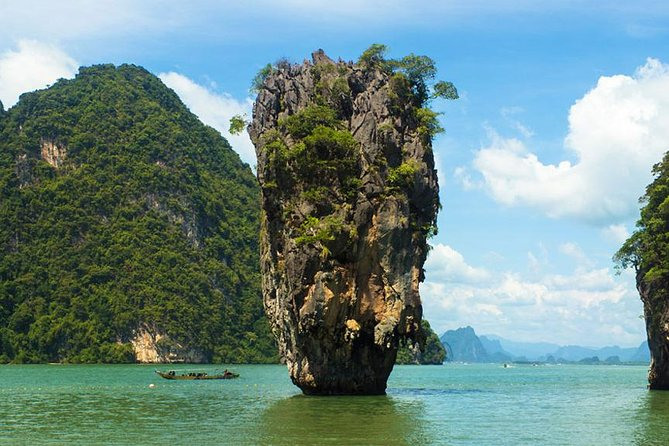 Phuket to James Bond Island Tour Including Sea Canoeing by Longtail Boat