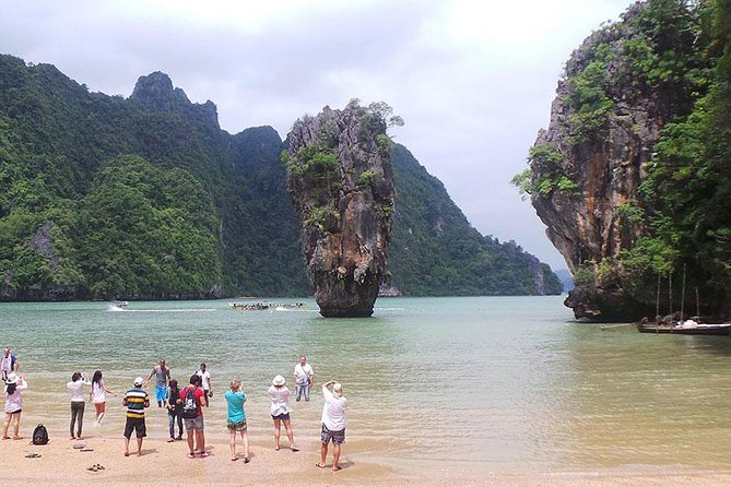 James Bond Island Sightseeing(No Canoeing) Tour by Speedboat from Krabi photo 3