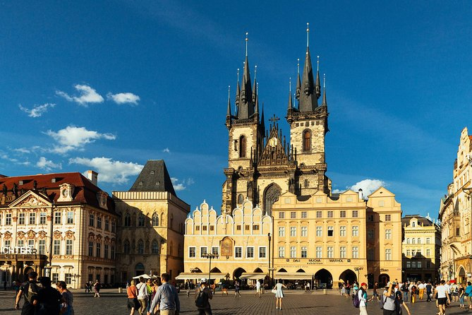 Prague's Fairytale: Castle & Neighborhood Private Tour photo 2
