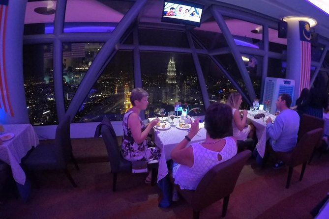 Dining Experience at Atmosphere 360 Restaurant in Menara Kuala Lumpur photo 3