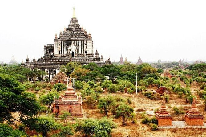 Discover Bagan Culture Day Tour