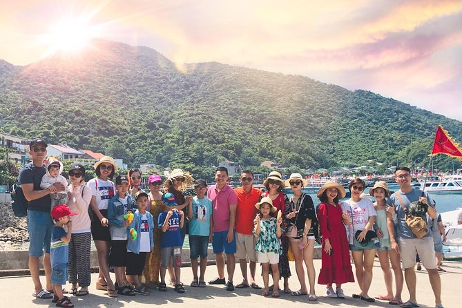 Cham Islands Snorkelling Daily Ingroup Tour