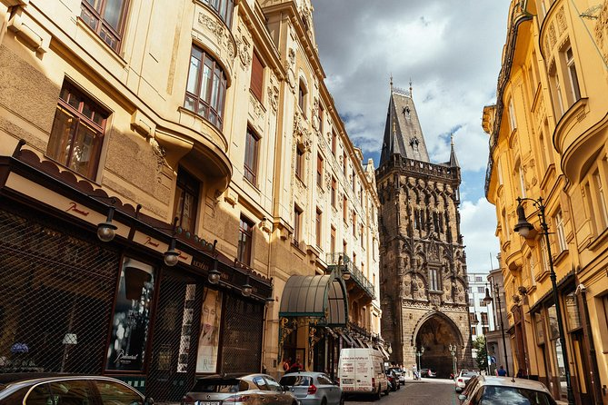Family Introduction: Prague's Kickstart Private Tour photo 3