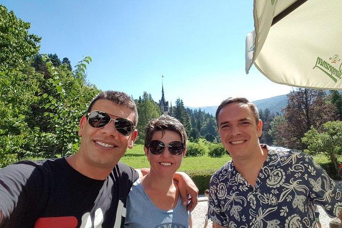 Day Trip from Bucharest to Dracula Castle, Brasov and Peles Castle Sinaia