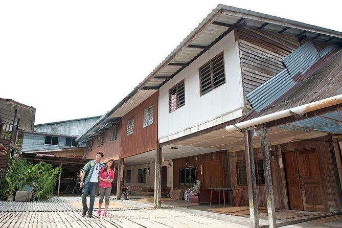 Traditional Bidayuh Village Bamboo Longhouse Tour from Kuching