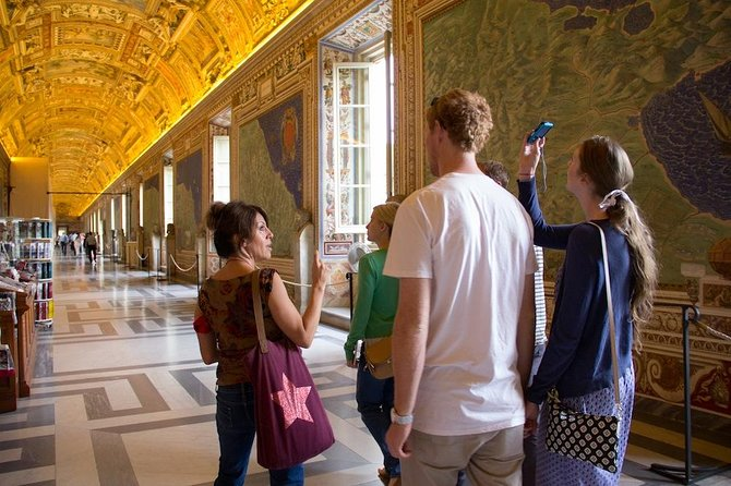 Vatican Highlights Tour - Skip the Line Entry - Small Group of 12