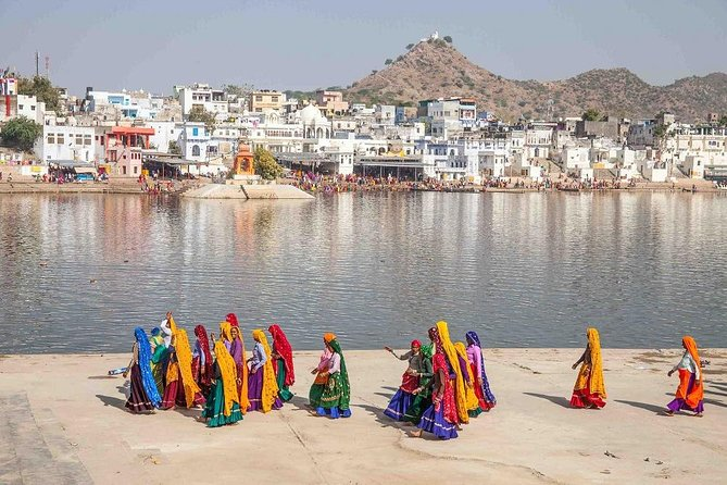7 - Days Private Golden Triangle Tour with Pushkar