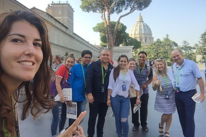 Vatican Private Tour with Museums and Sistine Chapel