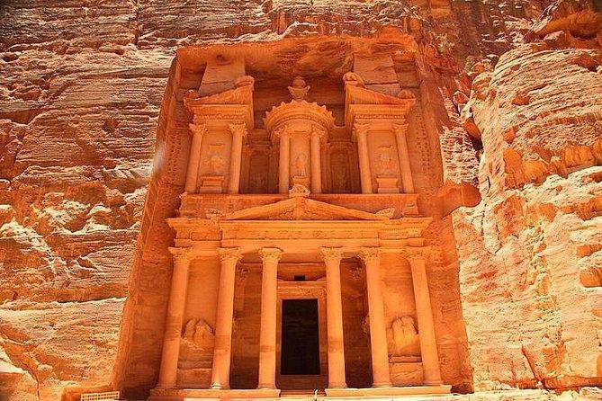 Petra Full Day Private Trip