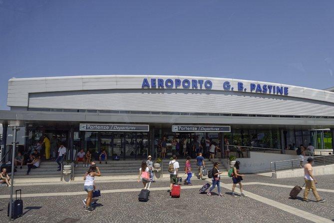 Private Transfer: Ciampino Airport (CIA) to Latina or vice versa