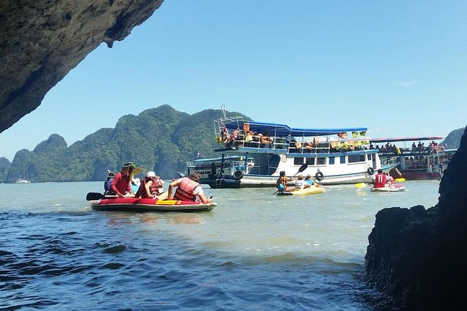 James Bond Island One Day Tour By Big Boat From Phuket