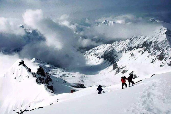 Siguniang Mountain Dafeng Base Camp 3 Days Trekking Tour