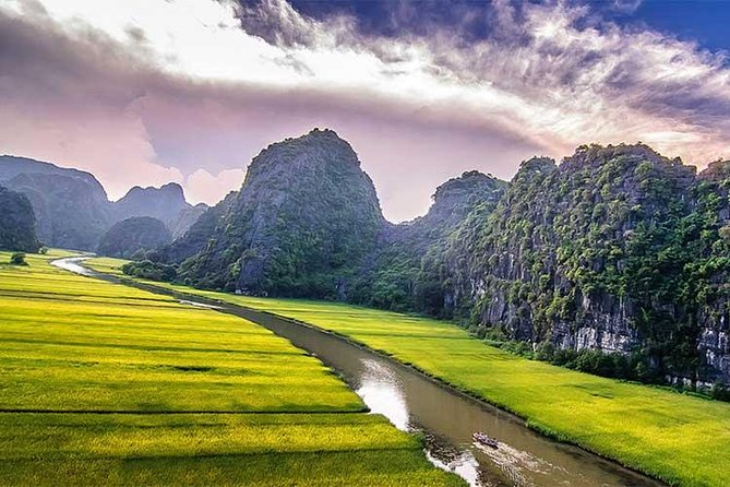 Discover Hoa Lu Tam Coc 1 Day with small group, included transfer & biking
