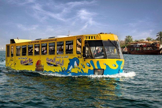 Modern Dubai Tour with Wonder Bus Tour