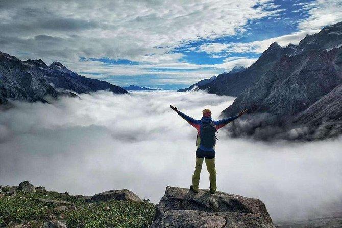 Siguniang Mountain Changping Valley-Bipeng Valley 5 Days Trekking Tour