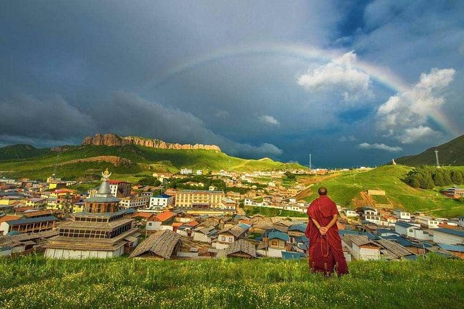 All Inclusive Private Day Tour to Labrang Monastery from Lanzhou