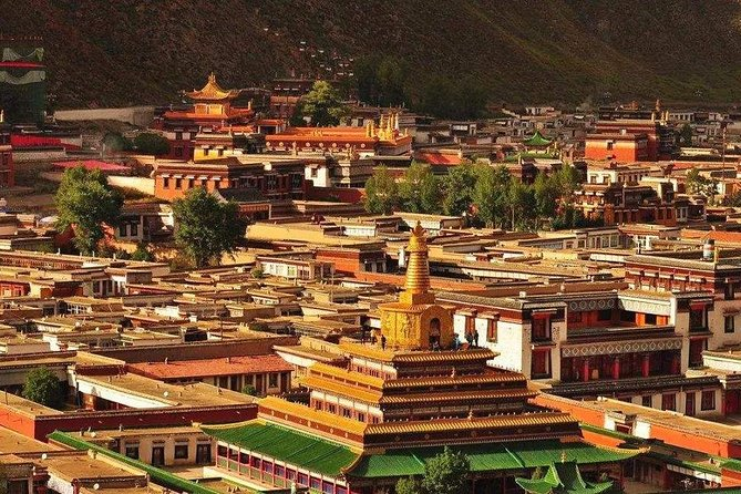 All Inclusive Private Day Tour to Labrang Monastery from Lanzhou photo 3
