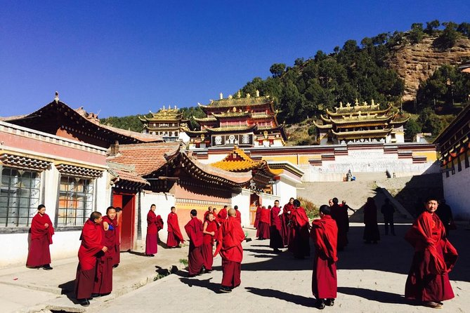All Inclusive Private Day Tour to Labrang Monastery from Lanzhou photo 7