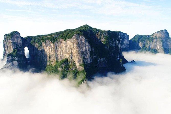 2 Day All Highlights Of Zhangjiajie-Avatar Mountain+Mt.Tianmen+Glass Bridge