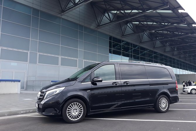 Prague Airport Private Departure Transfer