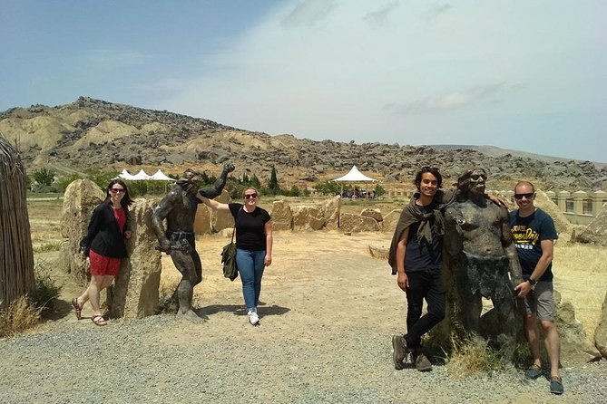 Gobustan & Mud Volcanoes Half-Day Guided Tour