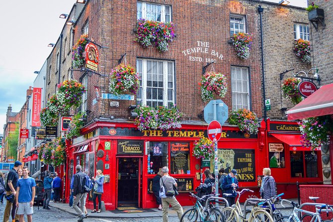An Alternative View Of Temple Bar