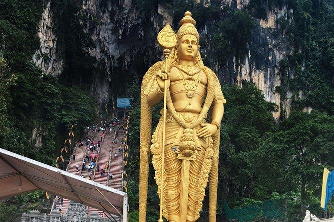 Malaysia Countryside and Batu Caves Tour from Kuala Lumpur