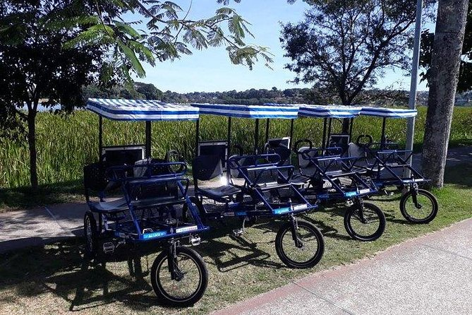 Private Bike Tour in Pampulha Lagoon - Belo Horizonte-MG by Bikemania