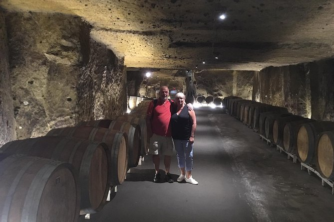 Explore some amazing underground caves!
